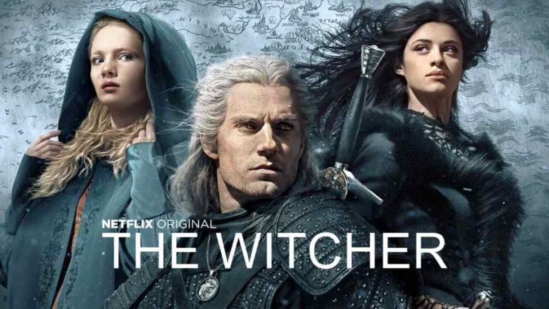 The Witcher, la nuova saga cult del 2020